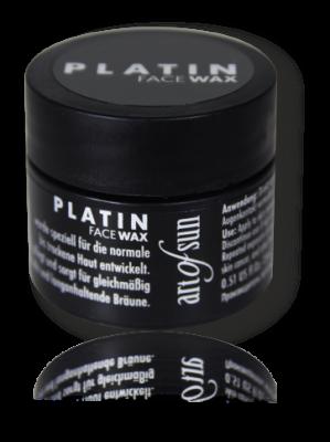 PLATIN face wax